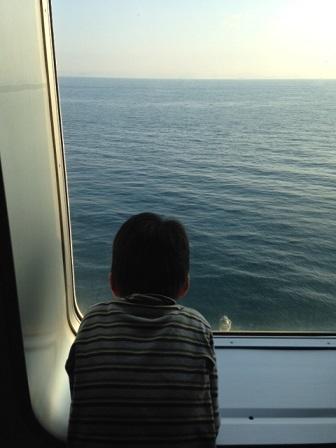 アレルギーっ子と一緒に♪南港→新門司「名門大洋フェリー」を利用しました