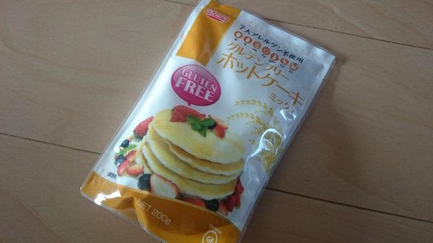 熊本製粉「グルテンフリー ホットケーキミックス」主要アレルゲン不使用で手軽に作れる!