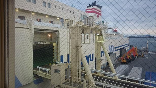 新門司→神戸&大阪南港&泉大津「阪九フェリー」でアレルギーっ子と旅行