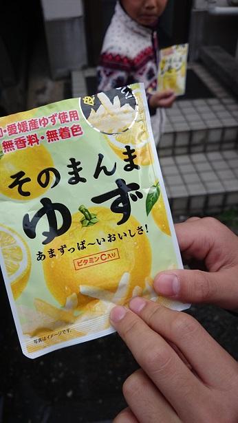 7大アレルゲン不使用・国内産果皮使用「そのまんまゆず」「そのまんまレモン」